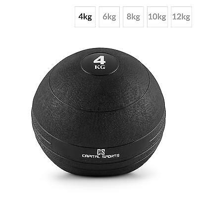 Capital Sports Medizinball Reha Training 4 Kg Gewicht Kraft Training Workout