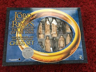 Lord Of The Rings- Return Of The King Chess Set
