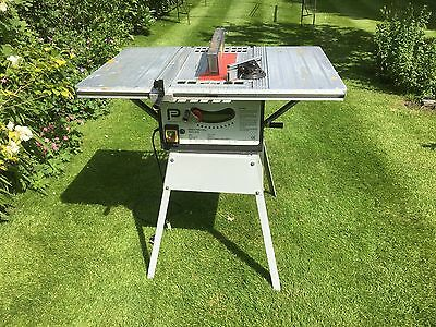 "Performance Power FMTC10TS 10"" Table Saw 240V with 2 extension wings"