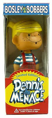 Dennis The Menace Bosley Bobbers Limited Edition 2002 Bobble