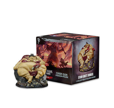 Storm King's Thunder Chief Guh D&D Icons of the Realms Miniatures Promo Figure