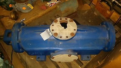 IMO 324-400P Rotary Positive Displacement 3 Screw Pump