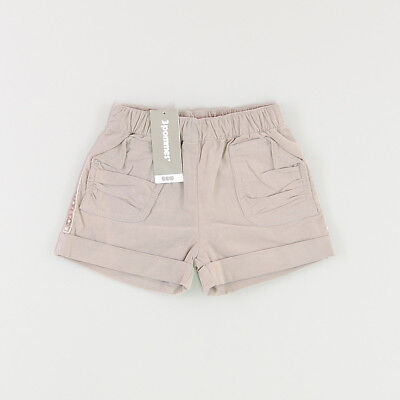 Shorts micropana color Gris marca 3 Pommes 18 Meses