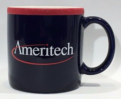 Vintage Ameritech Acquired by SBC Communications AT&T Coffee Mug Cup - 11oz