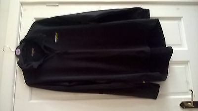 mens  long-sleeve black top  size  XL by active new