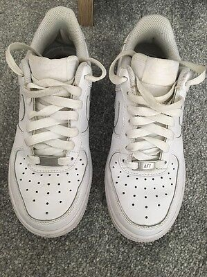 Nike Air Force 1 Trainers Size 3
