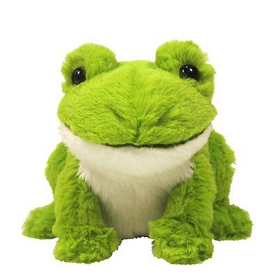 Fluffies Frog
