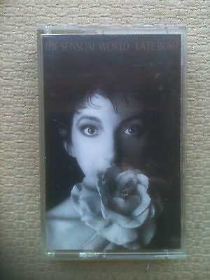 Kate Bush - The Sensual World (1989) musicassetta