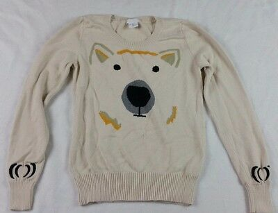 Cooperative Medium Bear Long Sleeve Thin Knit Sweater