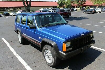 1995 Jeep Cherokee SPORT 4WD 1995 JEEP CHEROKEE SPORT 4WD/ 1 OWNER/ LOW MILES/ NO RESERVE/ GREAT CONDITION