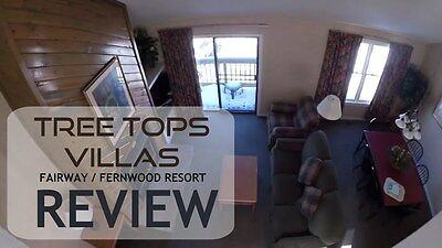 3 bedroom @ the Villas @ Treetops