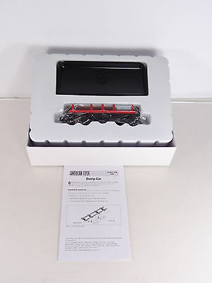 Lionel American Flyer S Gauge Great Northern GN Log Dump Car Item 6-49054 New