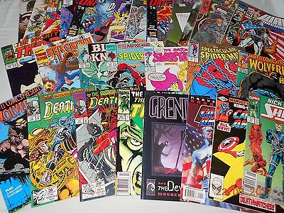 230 Assorted Comics Mostly Dc And Marvel