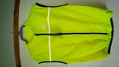 Altura  Night Vision Full Zip Bike/Cycling/Cycle  Jersey/Top small