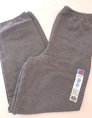Hanes Soft Sweatpants Boys - Gray Sweat Pants - School Sports Lounging Camping