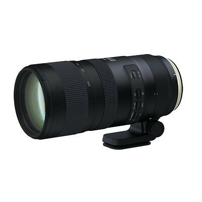 New Tamron SP AF 70-200MM F2.8 VC USD G2 - Nikon