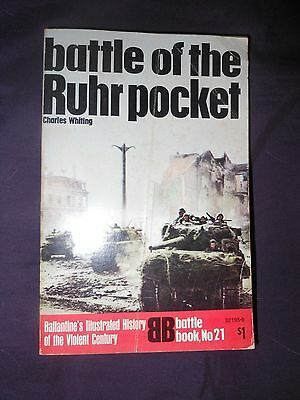 Battle of the Ruhr Pocket by Charles Whiting (1971, Hardcover)