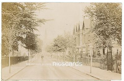 WORCESTERSHIRE-STOURBRIDGE,GREENFIELD AVE-RPPC,POSTED1908.ww131