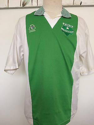 Aris Limassol Cypriot Home Shirt.Size Large. **Must See**