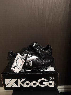 KOOGA FX - X LCST RUGBY BOOTS Size 6.5 Changeable Stud With Stud Remover