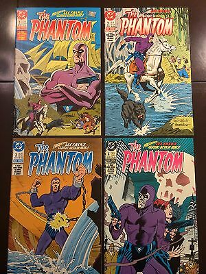 Phantom Comic Collection in EXCELLENT Condition - Lot of 8