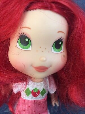 Large Scented Strawberry Shortcake Doll, 28 cms, Hasbro VGC