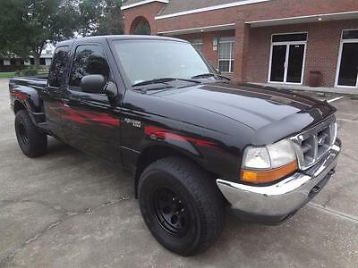 2000 Ford Ranger XLT 4X4 OFF ROAD EXT-CAB 2000 RANGER XLT SUPER CAB 4X4 OFF ROAD STEP SIDE PICK UP. RUNS & LOOKS NICE.