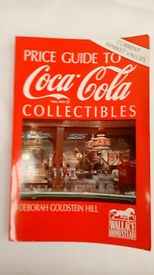 Price Guide To Coca Cola Collectibles Paperback