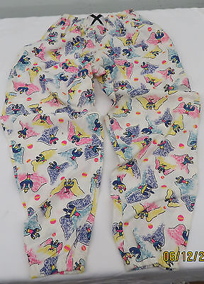 Vintage KOS USA Skateboard Pants Kids Medium Early 90's