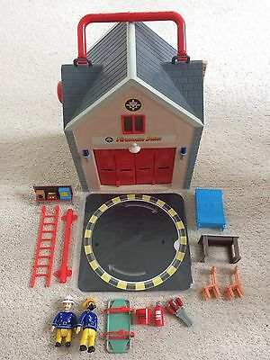 Fireman Sam Fire Station with Accessories