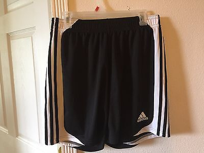 Adidas Climate Black White Shorts Size Small Women's Mens
