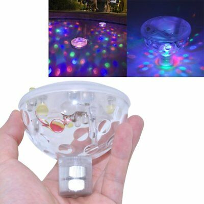 LED Color Light Floating Underwater Glow Show Swimming Pool Hot Tub Spa Lamp