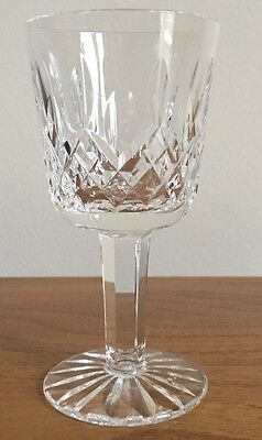 """Waterford Crystal Lismore Port Glass 4 1/4"""" up to 4 available"""
