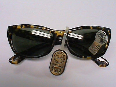 Ray-Ban Bausch & Lomb INNERVIEW  Sunglasses  nuovi