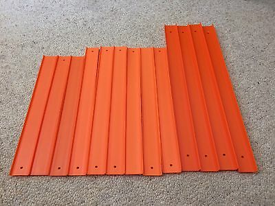 Large Bundle Of Hot wheels Track