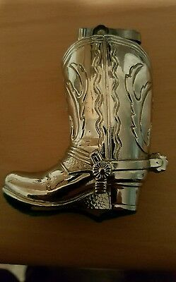 Vintage cowboy boot made in occupied japan Table Lighter