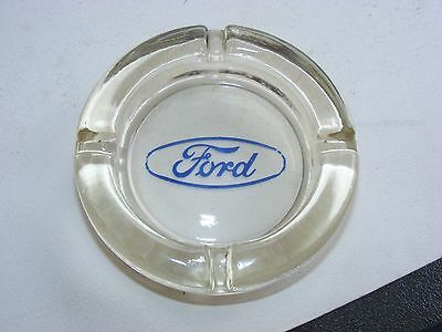 Vintage Ford Motor Co Ashtray