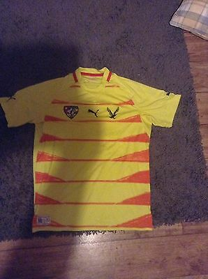 Togo National Football Shirt Home 2012/2013 XL Retro Puma Football Shirt