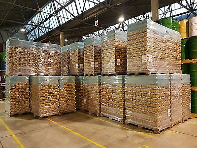 BEEBAD Energy Drink 250ml can (132 cases x 24 cans PALLET) Sweetened with HONEY