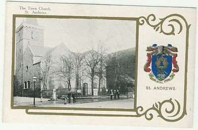 ST. ANDREWS postcards