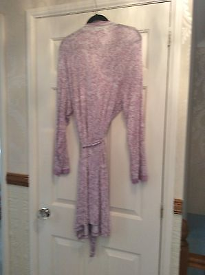 Marks And Spencer Size 16 - Dressing Gown And Nightie Set