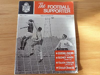 The Football Supporter Magazine February/March 1968