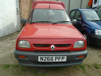 1900cc DIESEL EXTRA VAN  RED SOUND ENGINE AND GEAR BOX SEPTMBER MOT AUG+ TOW BAR