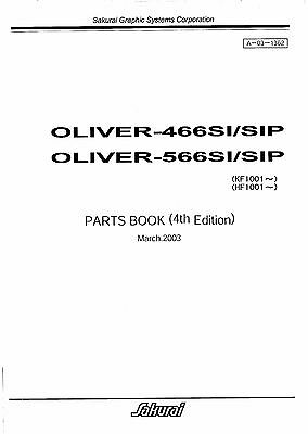 Sakurai Oliver-466si-sip 566si-sip_parts Manual (085)