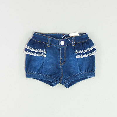 Shorts color Denim oscuro marca Mayoral 9 Meses