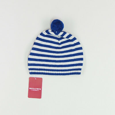 Gorro color Azul marca Neck & Neck 8 Años