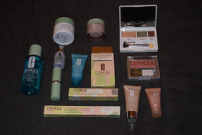 Clinique Mixed Makeup & Skin Care Lot, Fast Shipping, 100% Positive Seller