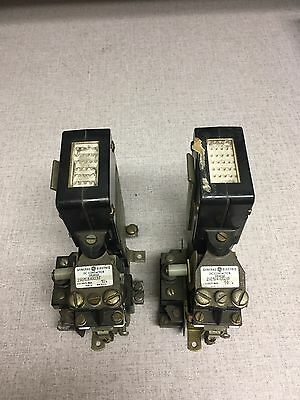 NEW! GE GENERAL ELECTRIC DS303A2A01DX002XF 600 Volt 10 Amp DC CONTACTOR