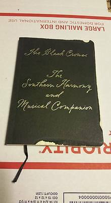 BLACK CROWES (HAND SIGNED) Southern Harmony & Musical Companion RARE Promo book