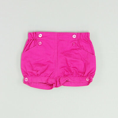 Shorts color Rosa marca Jacadi 6 Meses